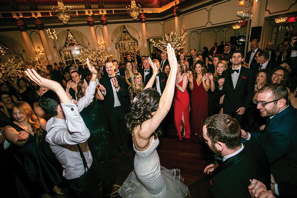Sydney & Seth's Wedding at Crystal Plaza