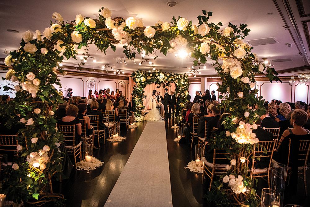 Sydney & Seth's Wedding at the Crystal Plaza