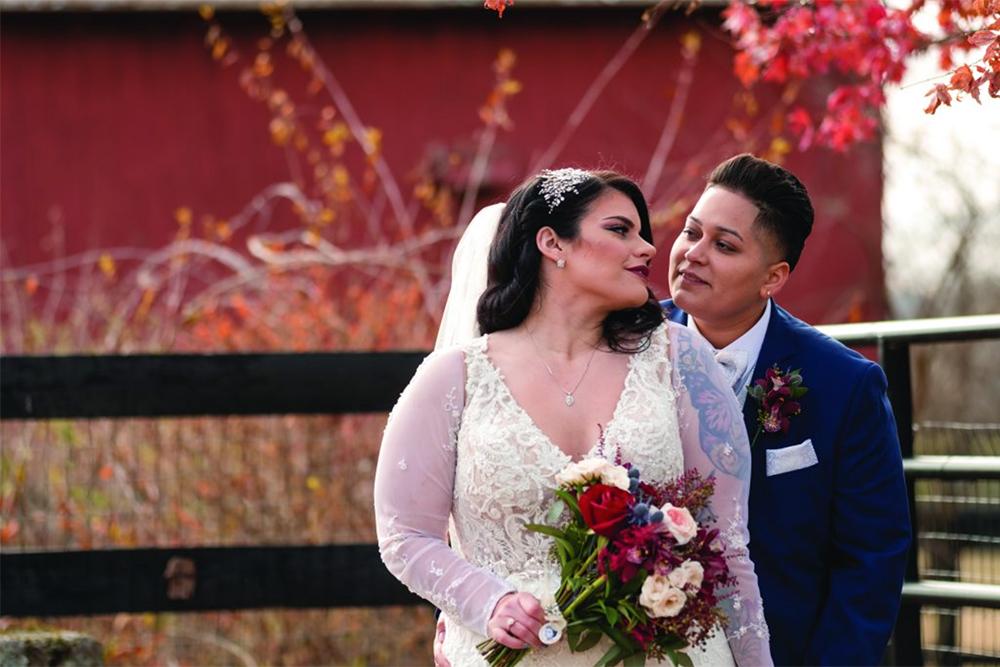 Lori & Kim's Wedding at Falkirk Estate & CC