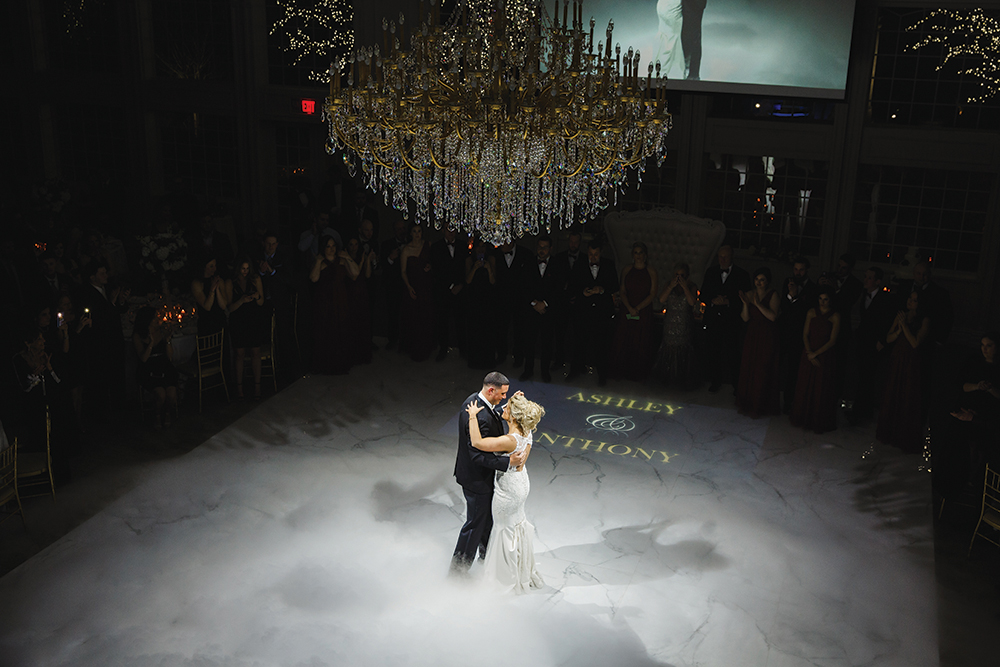 Ashley & Anthony's Wedding at The Estate at Florentine Gardens