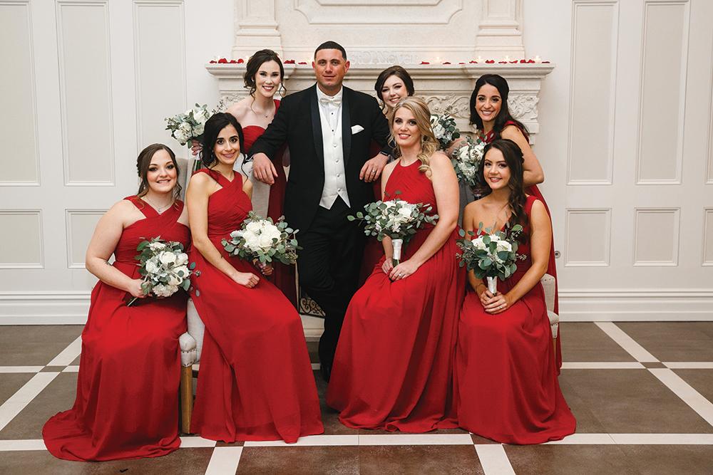 Ashley & Anthony's Wedding at Estate at Florentine Gardens