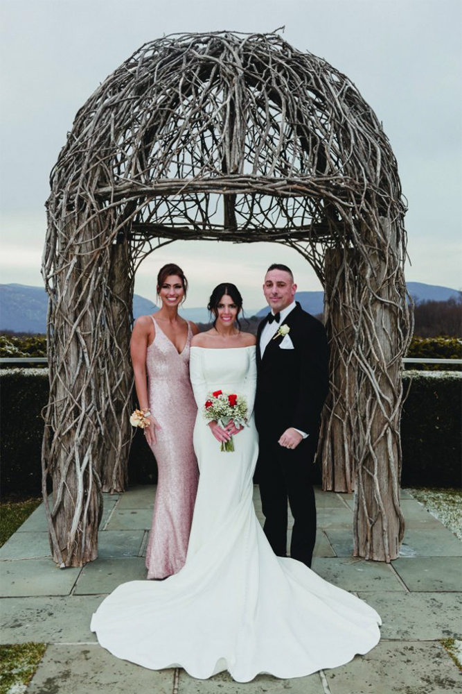 Alexis & Anthony's Wedding at The Garrison