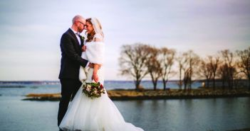 Karen & James's Wedding at Glen Island Harbour Club