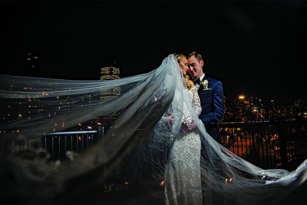 Amy & Matthew's Wedding at Maritime Parc
