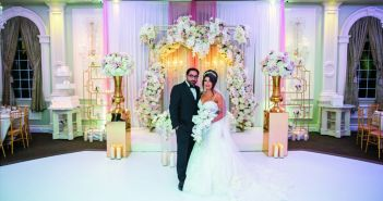 Zara & Mehdi's Wedding at The Rockleigh