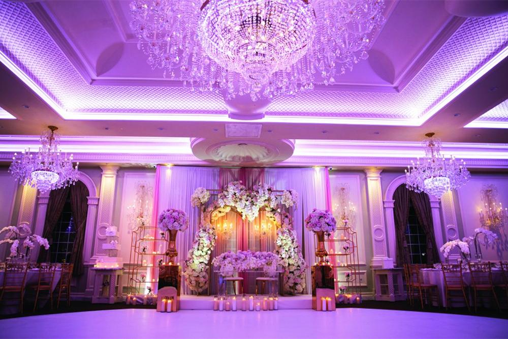 Zara & Mehdi's Wedding at The Rockleigh