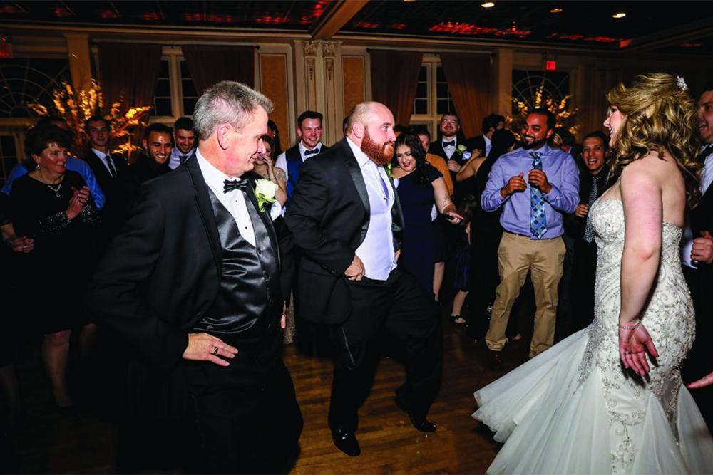 Kelly & Dan's Wedding at VIP Country Club