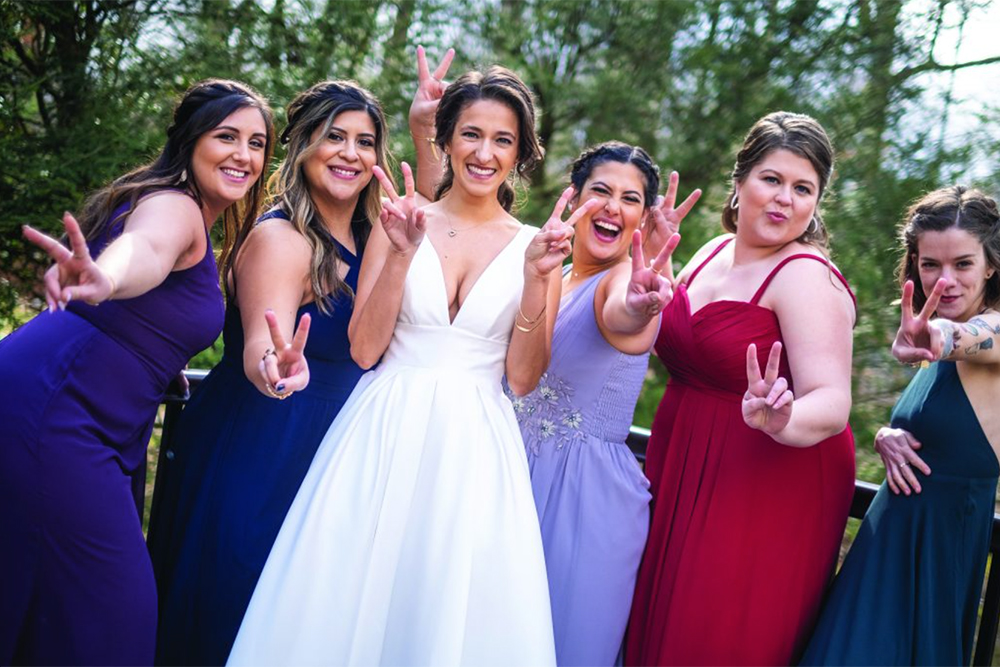 Laura & Alessandro's Wedding at Waterside Events