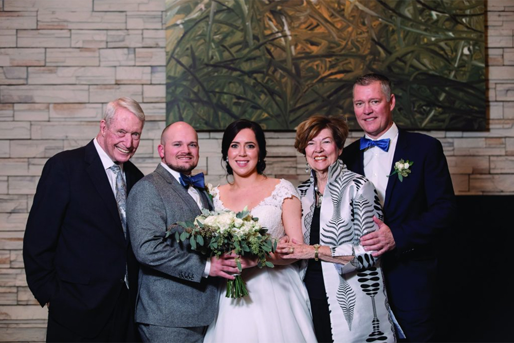 Jane & Brian's Wedding at The Westin Governor Morris