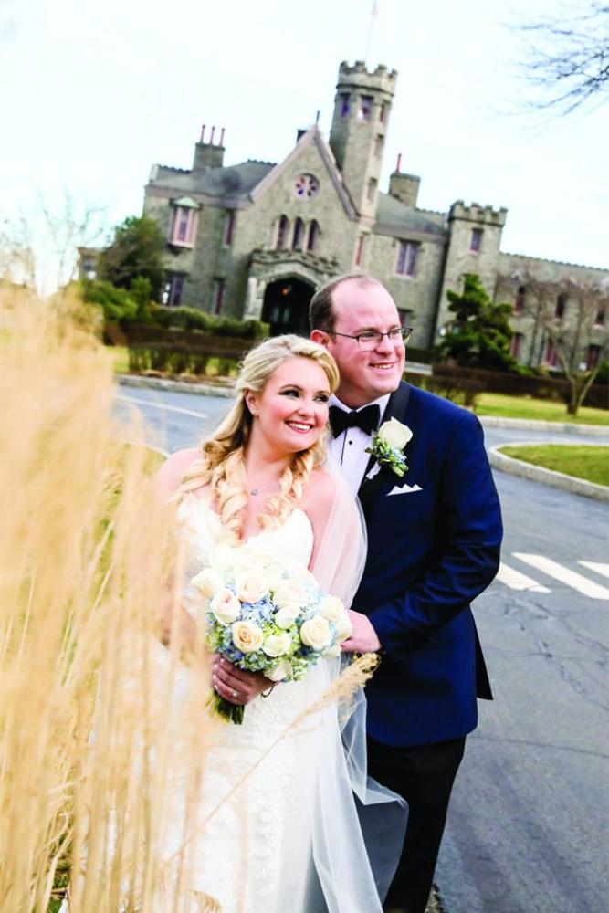 Dana & David's Wedding at Whitby Castle