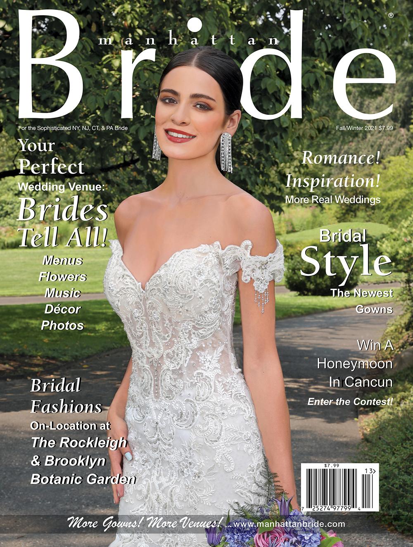 Manhattan Bride Cover F/W 2021