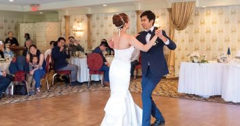 Esther & Kenichi's Garden Wedding at Birchwood Manor
